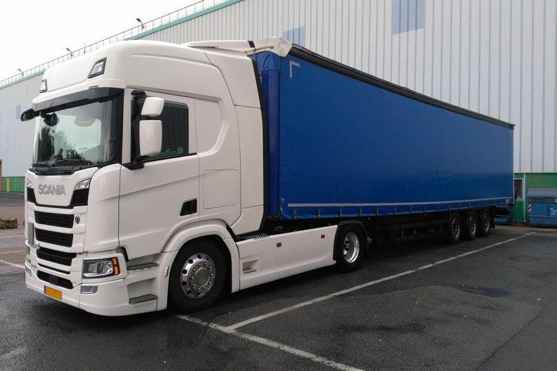 Scania-taut